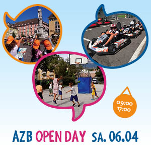 copertina open day 2019 azb