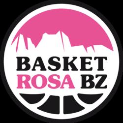 logo basket rosa bolzano